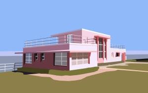 Florida Tropical House