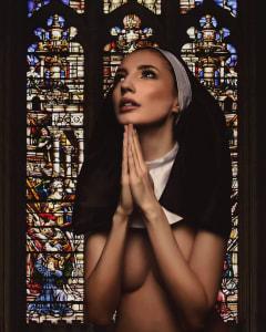 Praying To A God