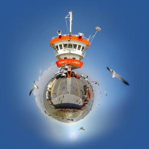 Galveston/Bolivar Ferry