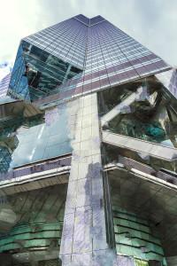 Urban Abstracts: Hong Kong #617