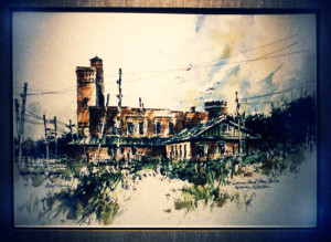Old Kearney Canal Power Station Kearney, NE