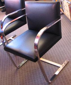 布尔诺椅1929年(四分之二)