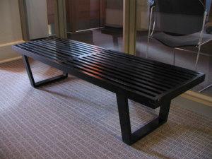 Platform Bench (1 of 2)