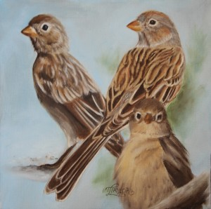 Worthen Sparrow -Silent Skies Mural