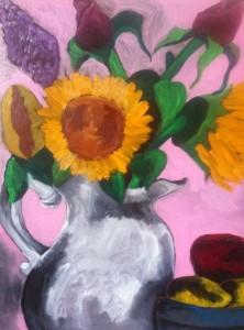 Sunflower 11-SOLD
