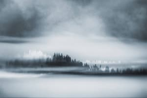 "7th Place – Overall - Robbi Ling Montgomery - ""Haunting Fog"" – www.robbilingmontgomeryimages.com"