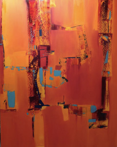 """9th Place - Paul Colacicco - """"Hidden Palm Springs"""" - www.pauldcolafineart.com"""