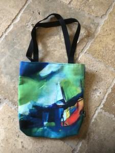 Adrift Book Bag