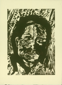 Woodcut Women II