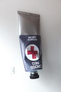 Cross Red