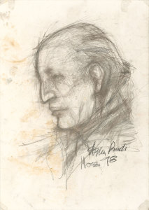 Fahri Beqiri Portrait