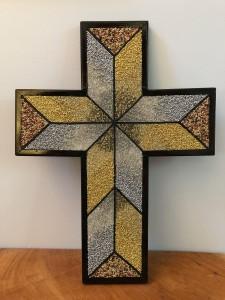 Metallic Cross