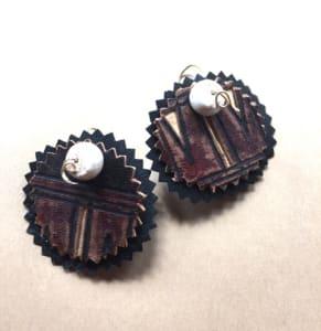 Africa Earrings #5