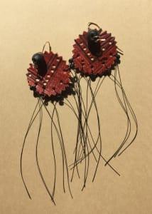 Africa Earrings #1