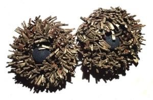 Africa Earrings #3