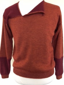 Alfred 2: Spiced Claret (Sweater)