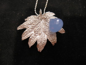 Great Leaf Necklace