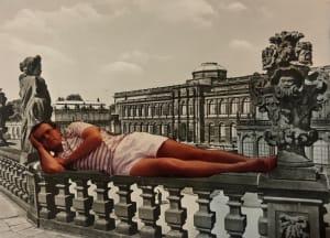 #003 Altered postcard 5 July 2020