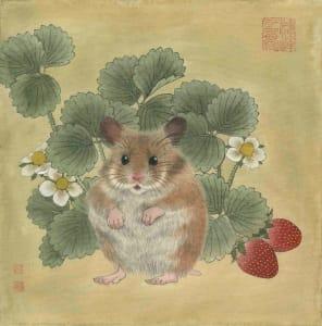 鴻(紅)運所屬(鼠)2  Fortune belongs 2