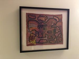 Mola Tapestry
