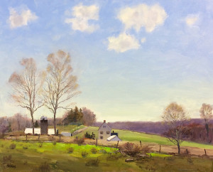 Bright Day, Logue Farm