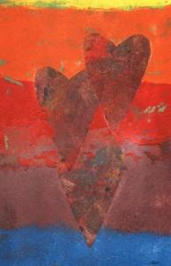 Three Hearts (Rainbow Heart Series)