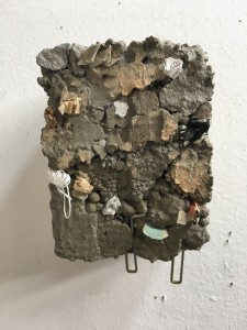 Collected - one of many concrete forms