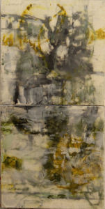 Annotation, Graphite-Green-Gold