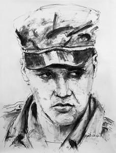 Elvis Presley in Uniform