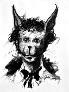 Rabbit Mask II