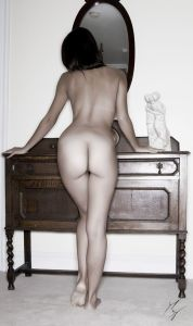 Fine art figure study 9549