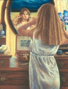 The Pearl Earrings  (Katie Brinson)