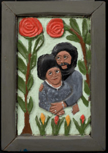 Couple with Roses (BST-134)