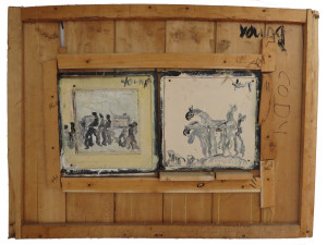 Untitled (Funeral & Horses)