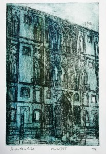 Venice VII #4 of 6