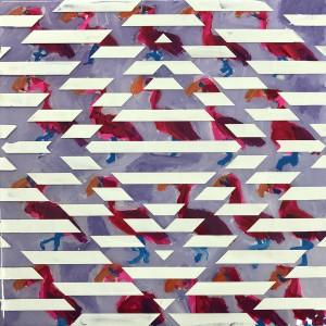 Dana Blickensderfer Collaboration - Flamingo Pattern