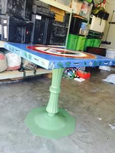 Den Tribe table