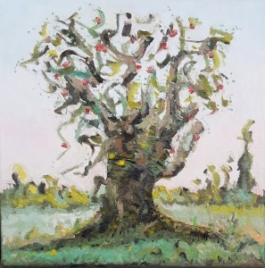 The Old Fruit Tree