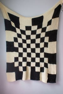 Checkered Blanket