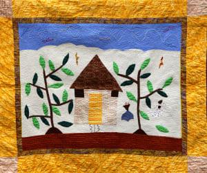我的国家的小房子 -  Sa Se Kay Peyi'm