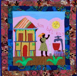 A Pretty Little House - Yon Bèl Kay