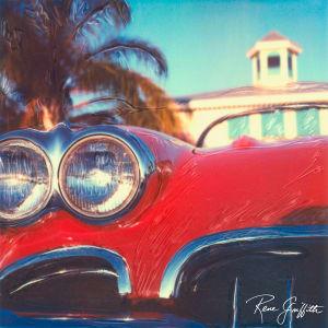 Corvette Stingray I