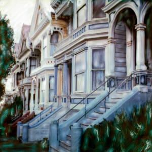 SF Victorian Row Houses