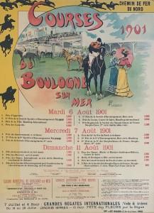 Courses de Boulogne sur Mer, 1901