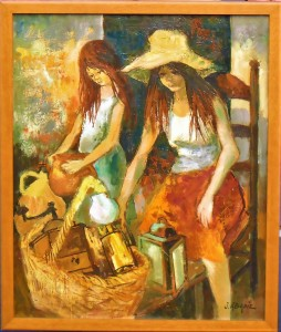 """""""Brocante a Narbonne""""by Jean Abadie #NDN1"""