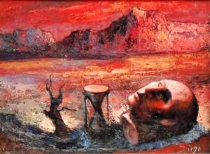 """""""Remains of Civilization"""" by Antonio Diego Voci #C15"""