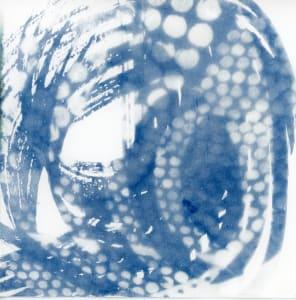 cyanotype.