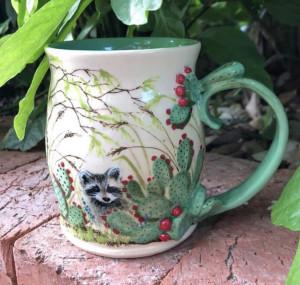 Caleb's Cactus Mug
