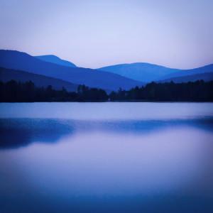 Dusk Cooper Lake