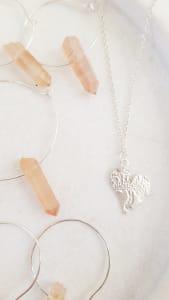 Imprint Love Necklace #5